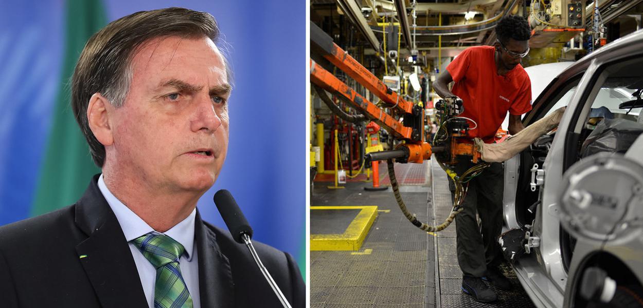 Com economia em queda, governo vai cortar estimativa do PIB e mudar divulgação