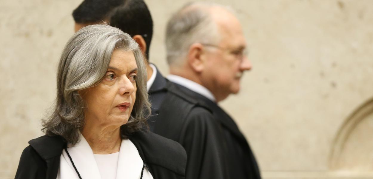 Ministra Cármen Lúcia no Supremo Tribunal Federal