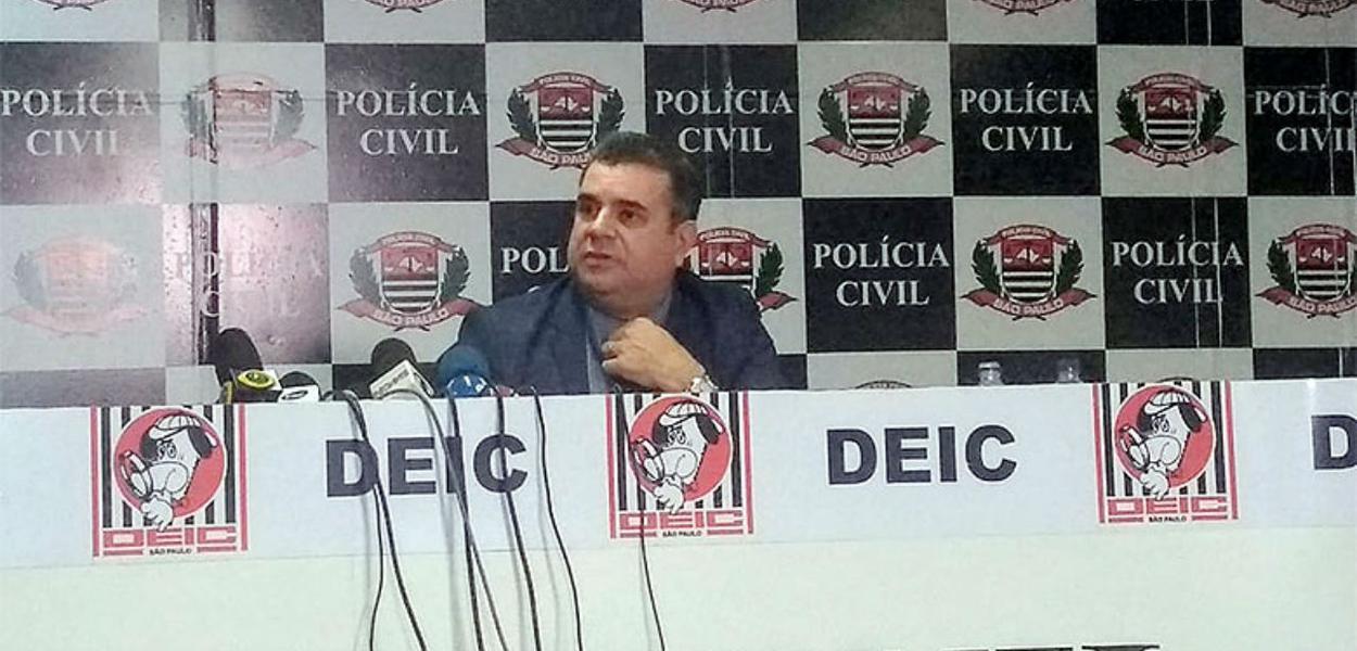 delegado André Figueiredo