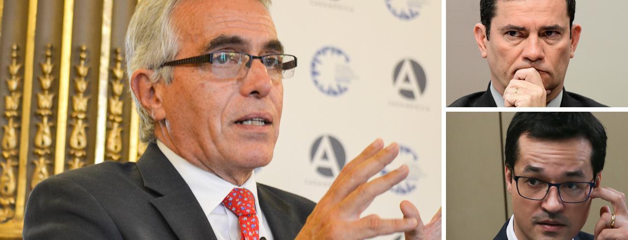 Diego García-Sayán diz que conversas de Moro liquidam com princípio da neutralidade