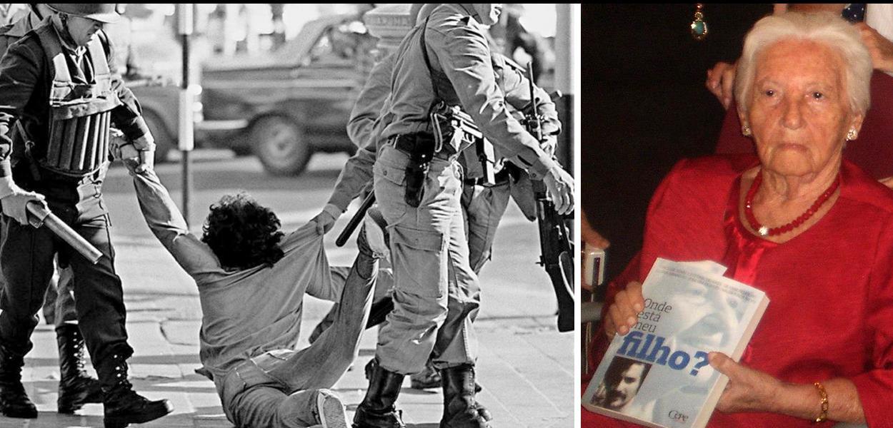 Dona Elzita e a ditadura militar do Brasil