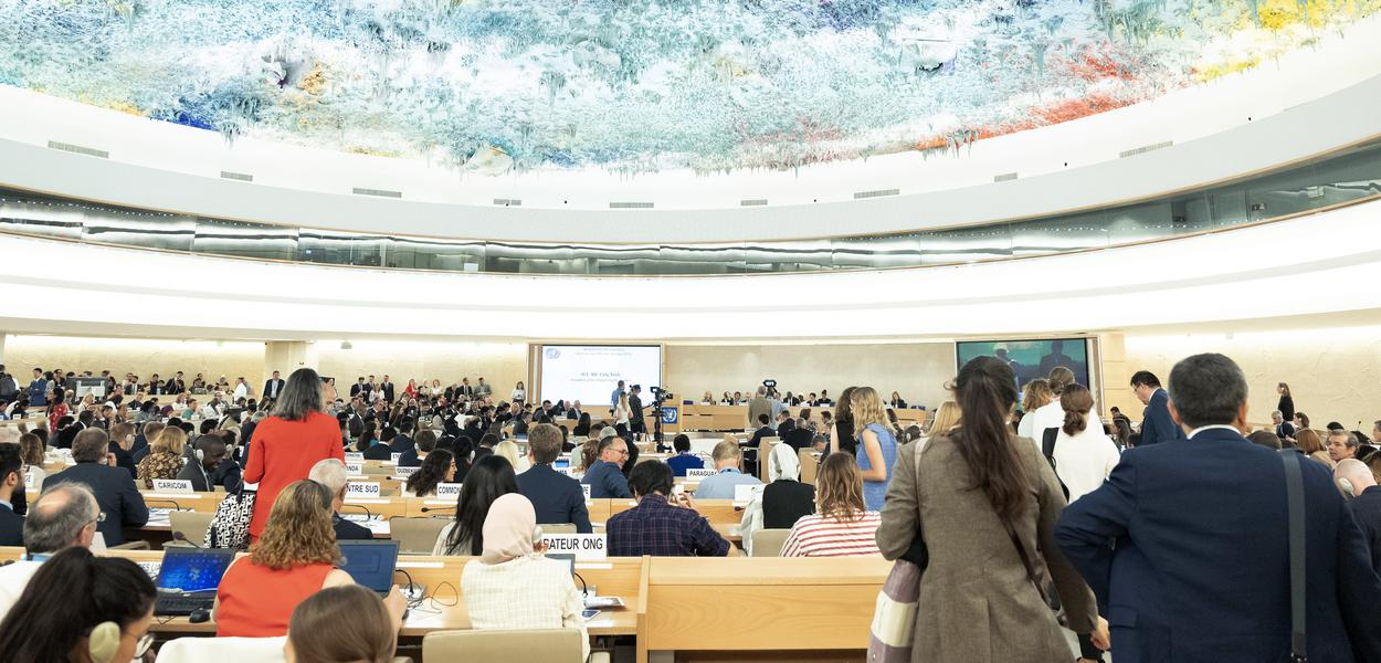 41 Sessão do Conselho de Direitos Humanos da ONU, em Genebra