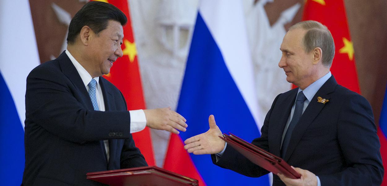 Xi e Putin