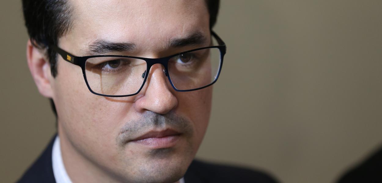 Brasília - procurador Deltan Dallagnol, coordenador da Lava Jato