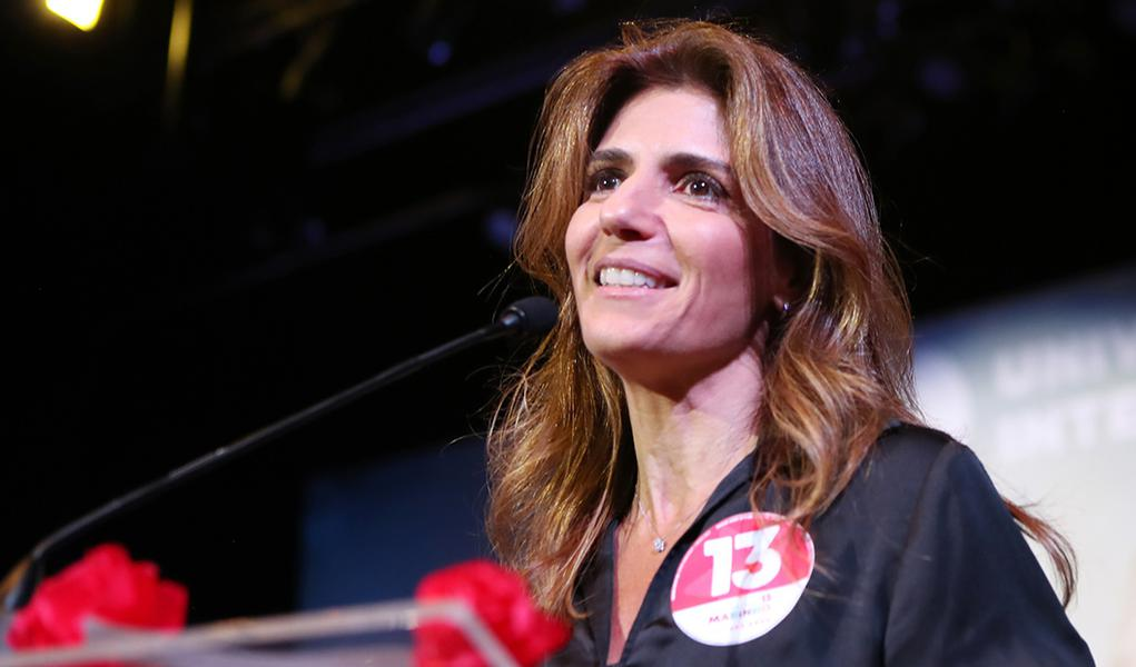 Ana Estela Haddad pode ser a candidata do PT para a prefeitura de SP