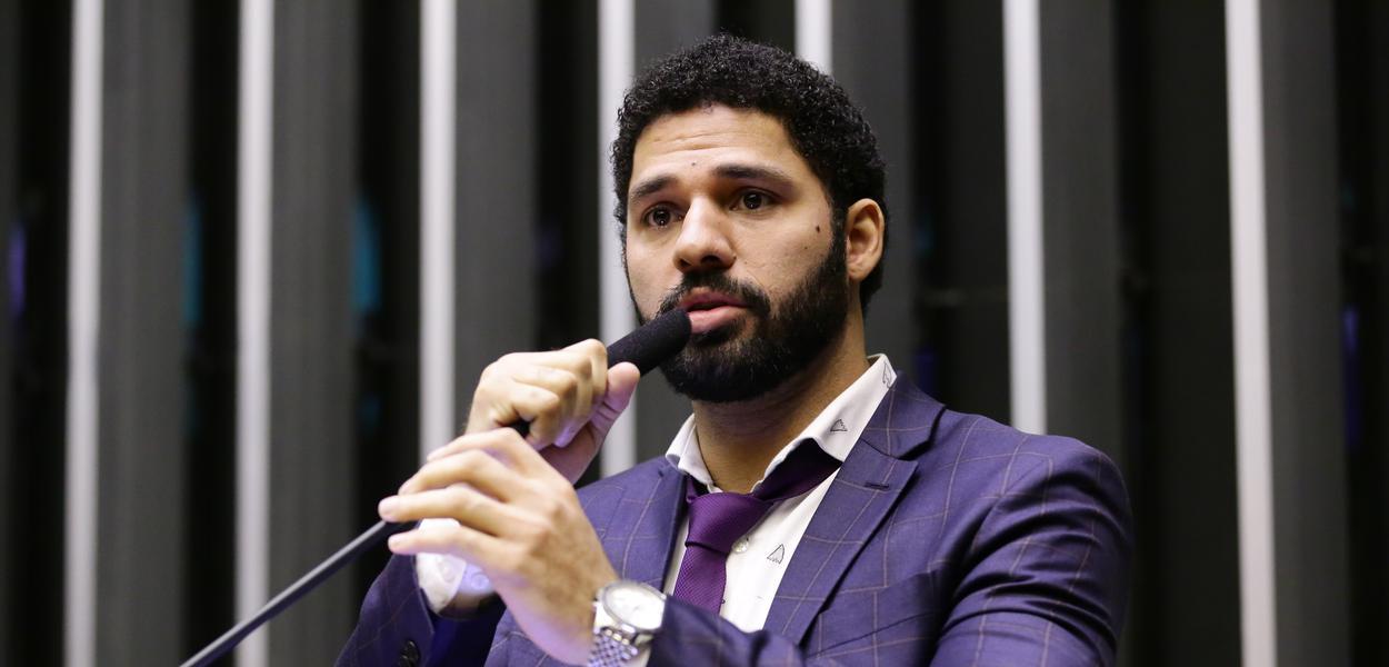 Deputado federal David Miranda (PSOL-RJ)