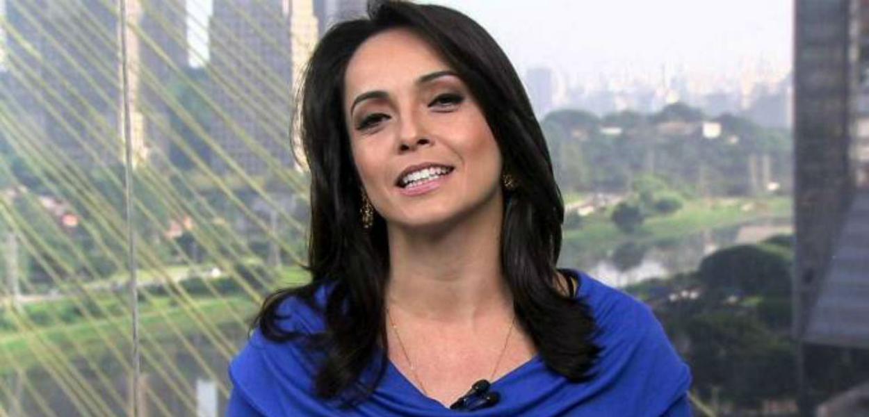 Izabella Camargo jornalista Globo