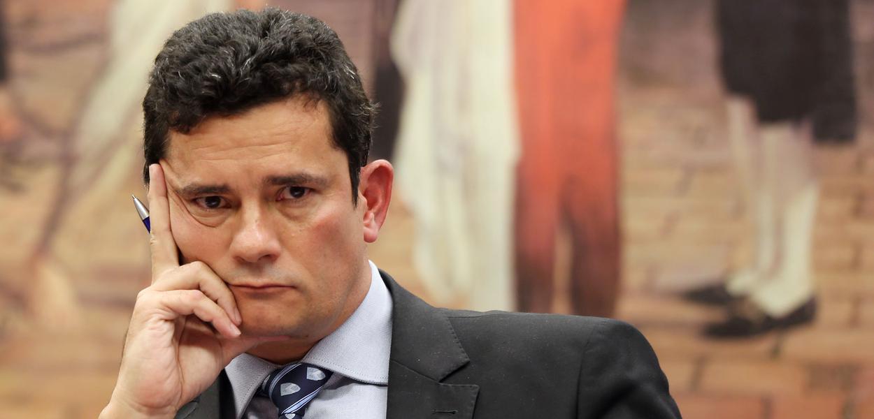 O juiz da 13ª Vara Federal do TRF da 4ª Região, Sérgio Moro participa de audiência pública na Comissão Especial do Novo Código de Processo Penal (PL 8.045/10).