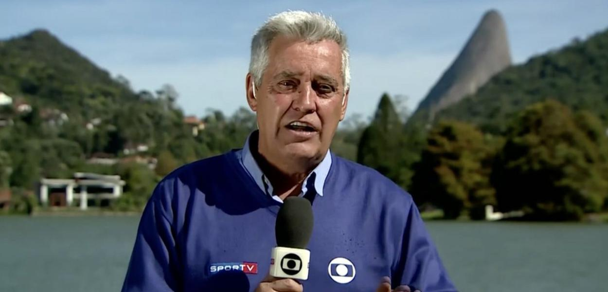 Jornalista esportivo Mauro Naves demitido da Rede Globo