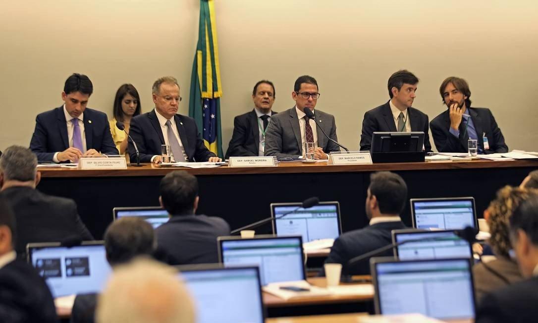 Comissão Especial vota Reforma da Previdência