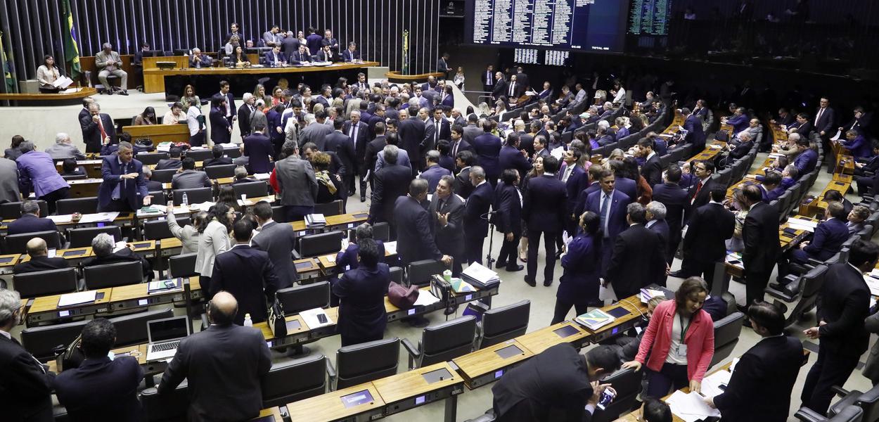 Câmara votação reforma Previdência
