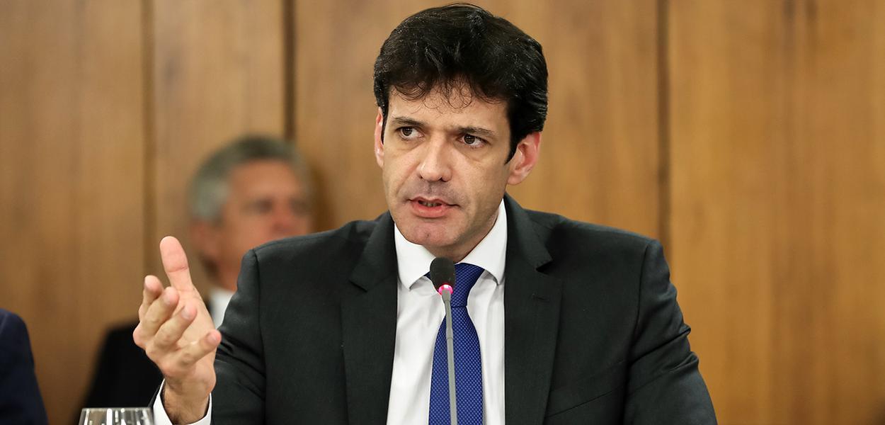 Palavras do Ministro de Estado do Turismo, Marcelo Álvaro Antônio.
