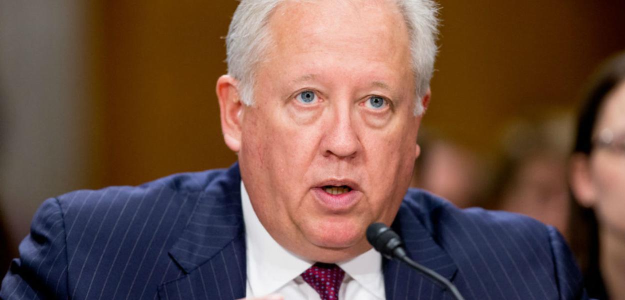 Thomas Shannon ex embaixador dos EUA
