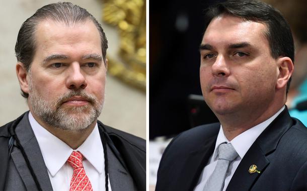 Toffoli suspende investigações contra Flávio Bolsonaro e Fabrício Queiroz