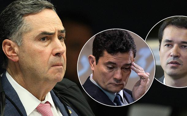 Mais um ministro do STF cai na Vaza Jato: desta vez, é Barroso