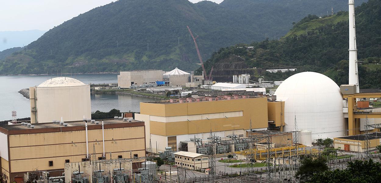 Complexo nuclear de Angra dos Reis