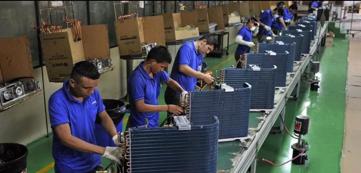FGV: Confiança da indústria tem o menor nível desde janeiro