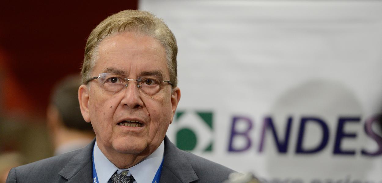 Ex-presidente do IBGE e BNDS, Paulo Rabello de Castro.