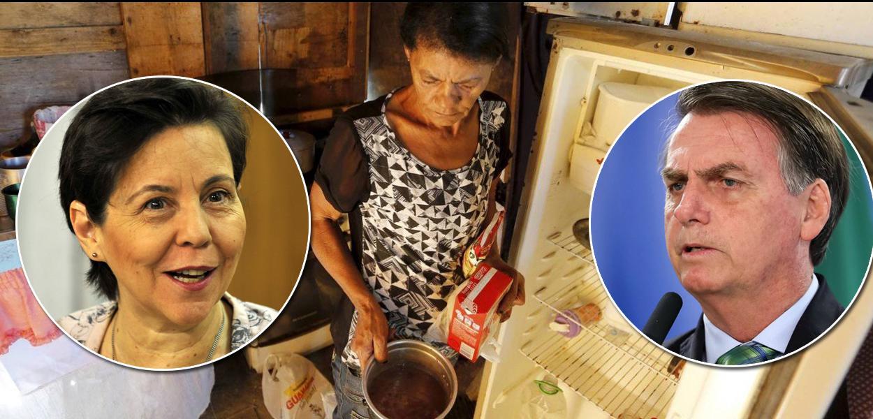Ex-ministra Tereza Campello critica governo Bolsonaro