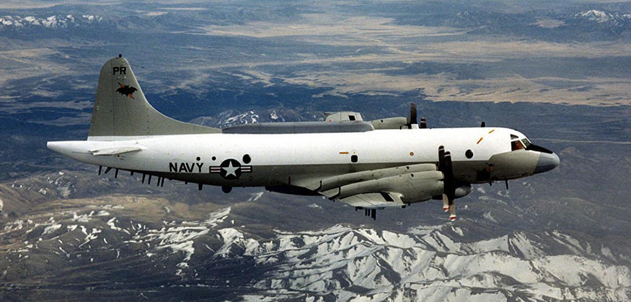 Avião norte-americano é interceptado por caça Su-30 venezuelano.