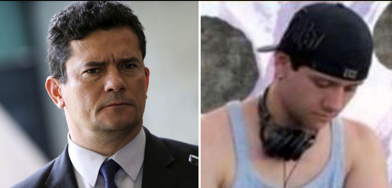 Resultado de imagem para DJ, suspeito de invadir celular de Moro, diz que viu mensagem de autoridade com amigo