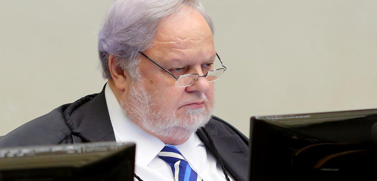 Ministro do STJ Felix Fischer