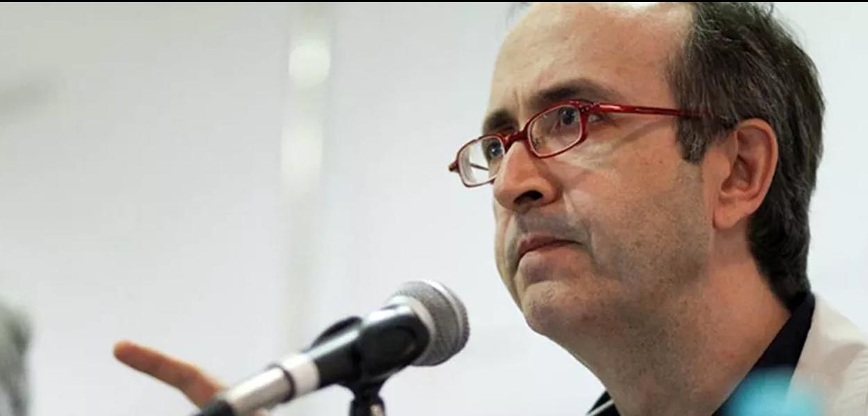 Jornalista Reinaldo Azevedo