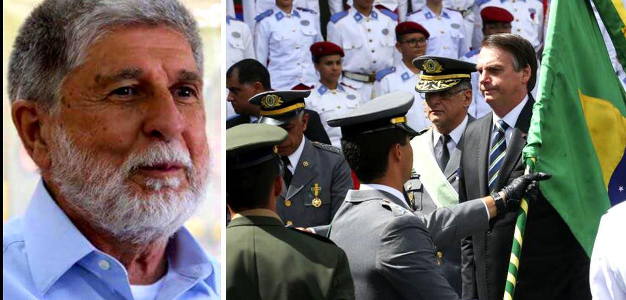 Celso Amorim: militares controlam os excessos de Bolsonaro