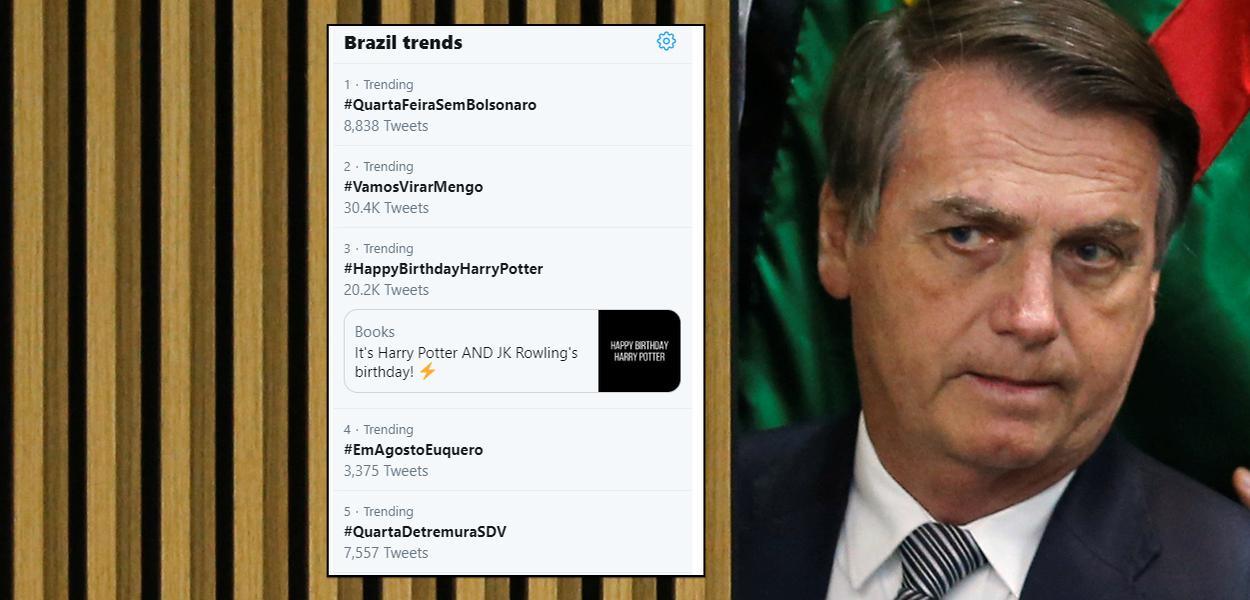 Resultado de imagem para #QUARTAFEIRASEMBOLSONARO