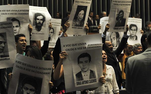 Sessão da Câmara dos Deputados sobre 50 anos do golpe militar de 1964