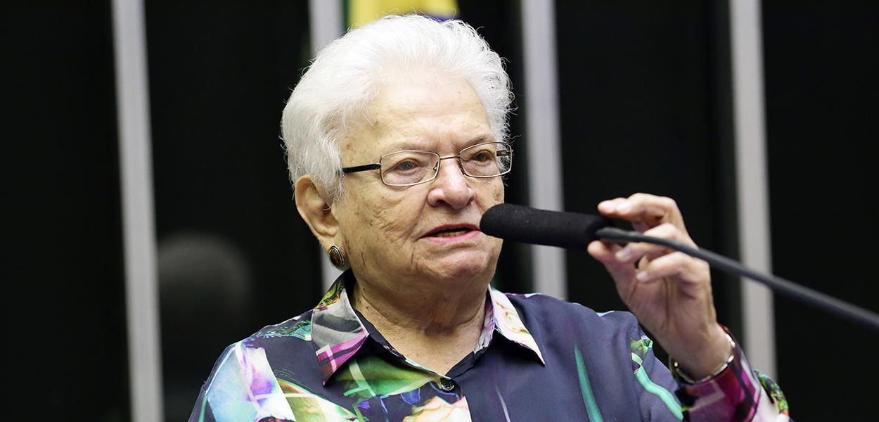 Dep. Luiza Erundina