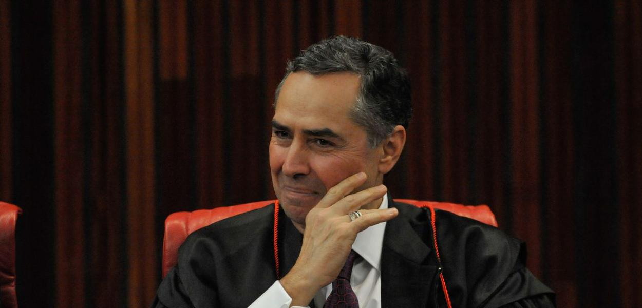 Ministro do Supremo Tribunal Federal (STF) Luís Roberto Barroso.