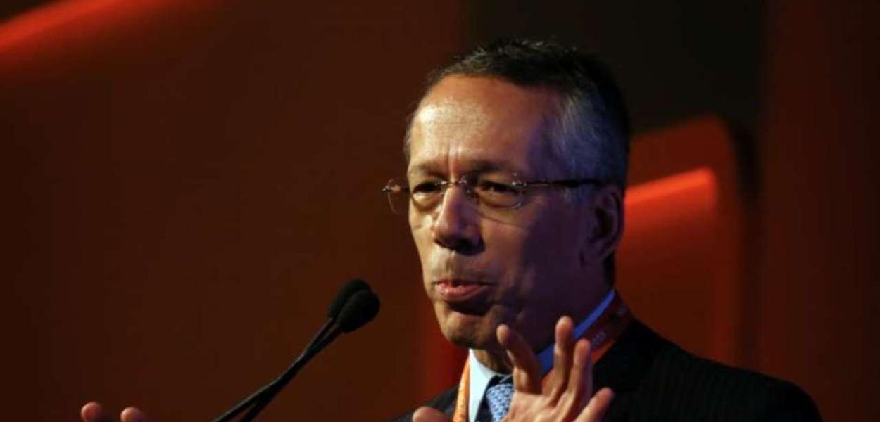 Banqueiro Cândido Bracher, presidente do Itaú.