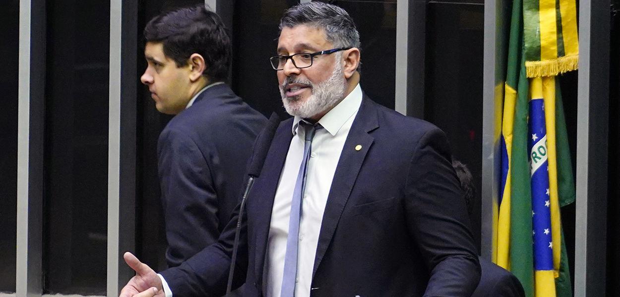 Alexandre Frota. Foto:  Pablo Valadares/Câmara dos Deputados