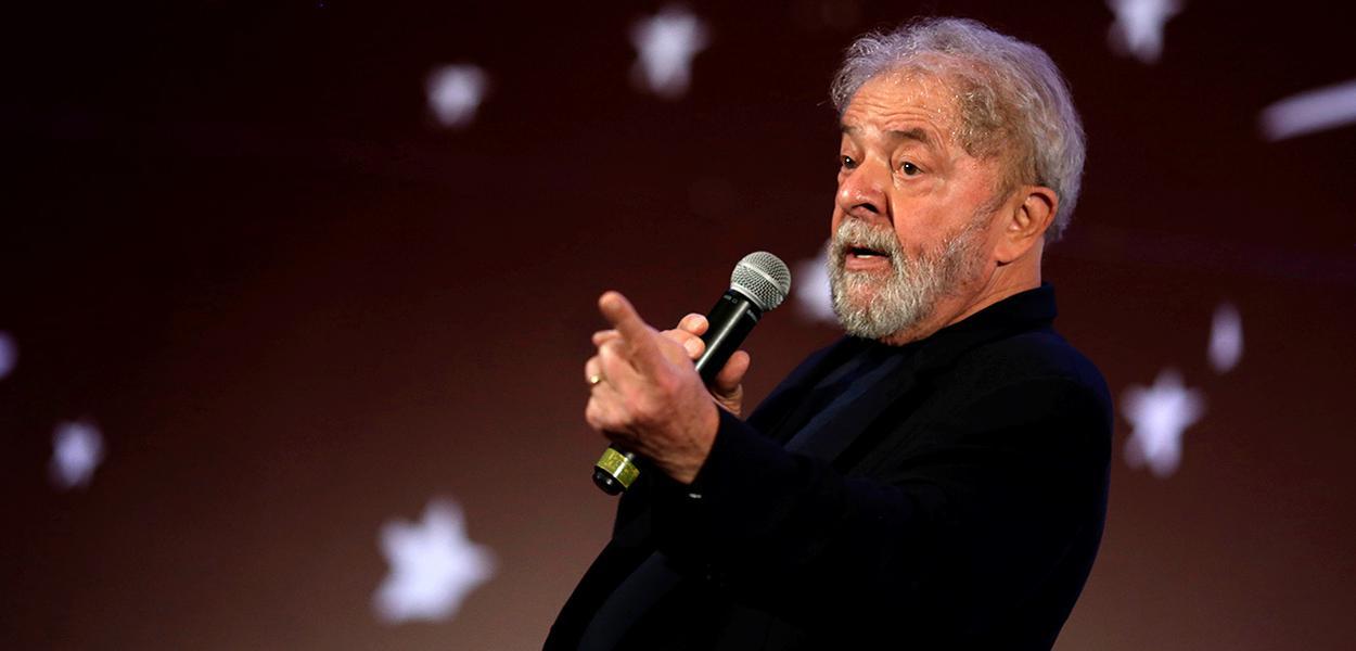 Former President Luiz Inacio Lula da Silva