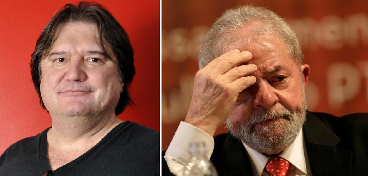 Pedro Serrano e Lula
