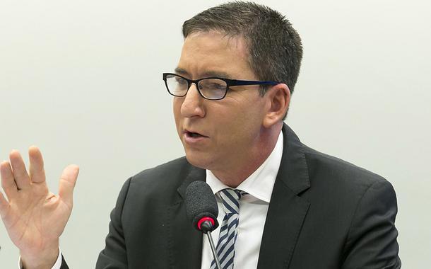 Glenn Greenwald: democracia brasileira está obviamente em perigo