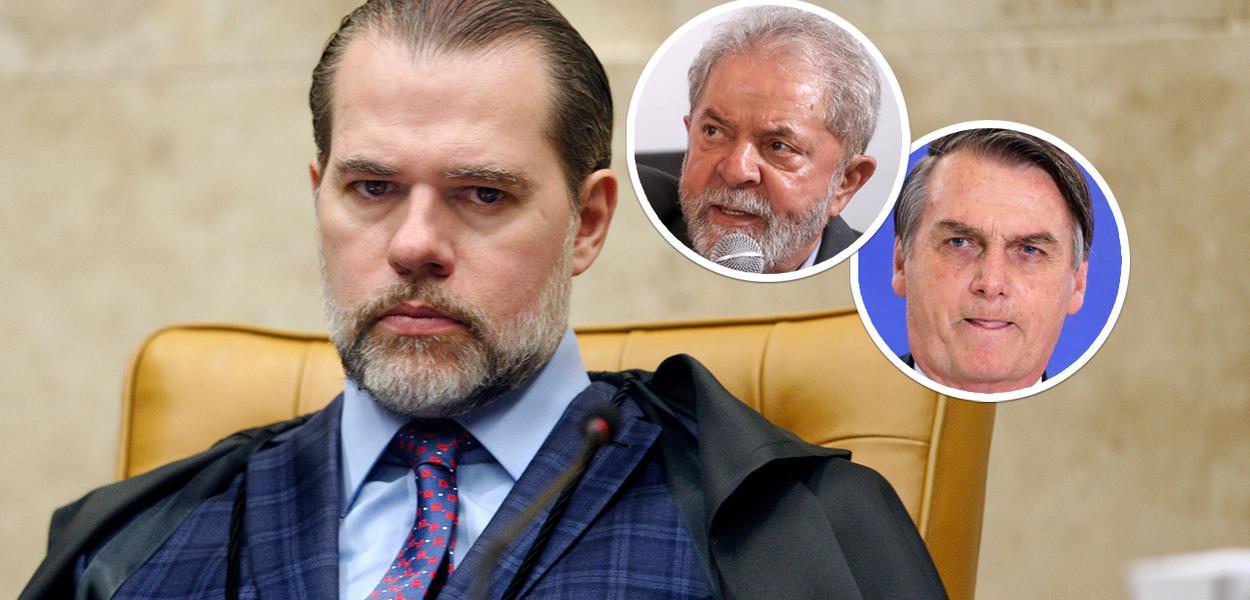 Resultado de imagem para Toffoli se reuniu com autoridades contra movimento para afastar Bolsonaro