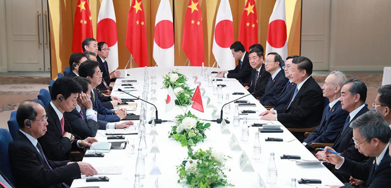 Diálogo China-Japão