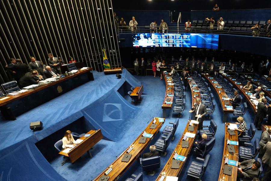 Bloco de 20 senadores defende respeito à decisão da ONU