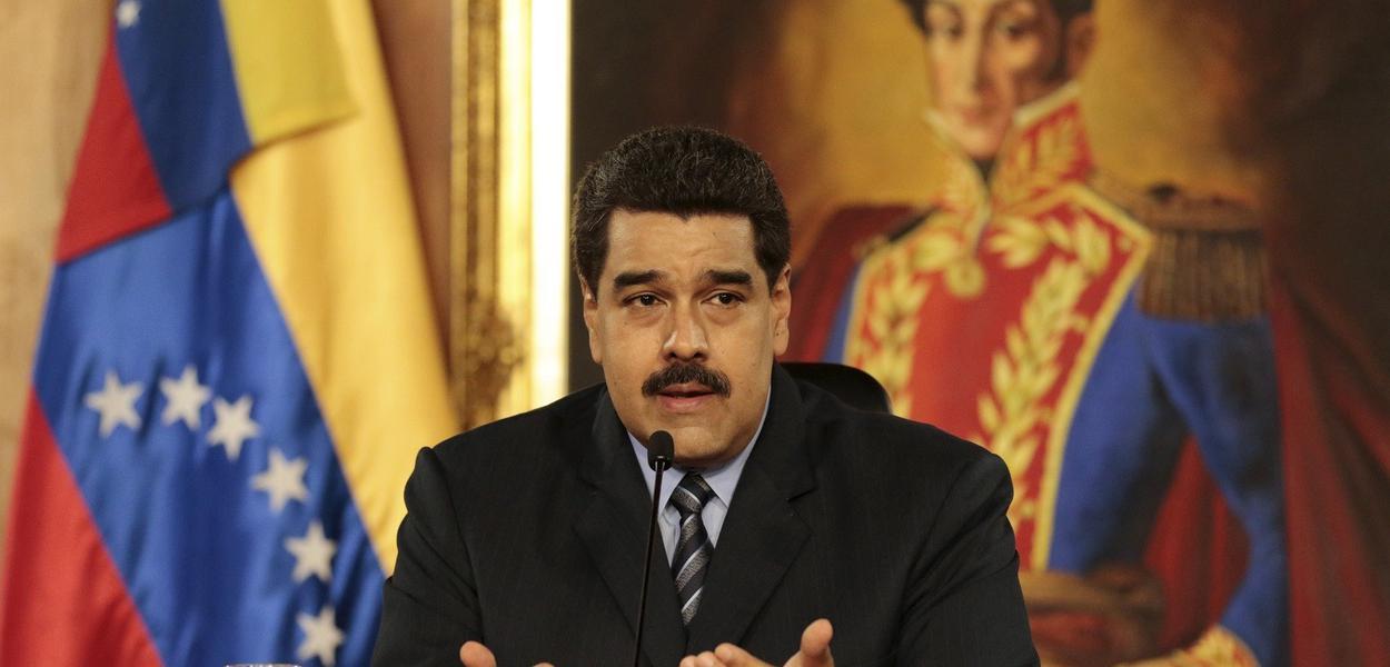 Maduro/Sputnik