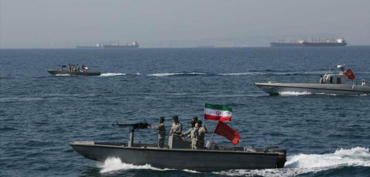 Irã, Golfo Pérsico