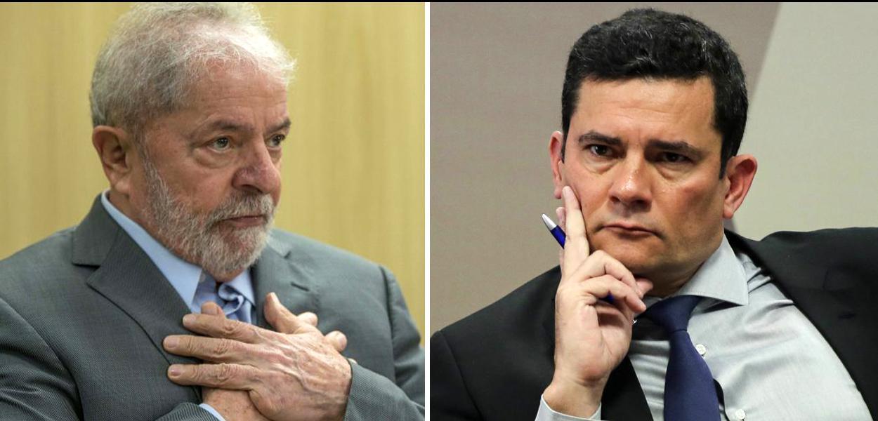 Lula questiona Moro sobre imparcialidade do juiz