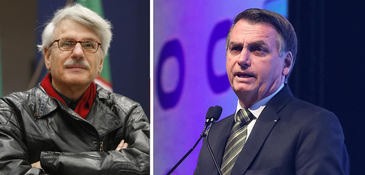 Resultado de imagem para Dos governos de direita, Bolsonaro é o que mais tem traços neofascistas. Entrevista com Michael Löwy