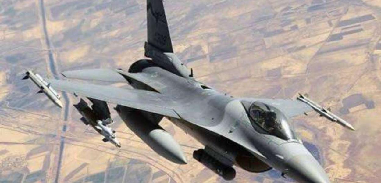 Aviões F16