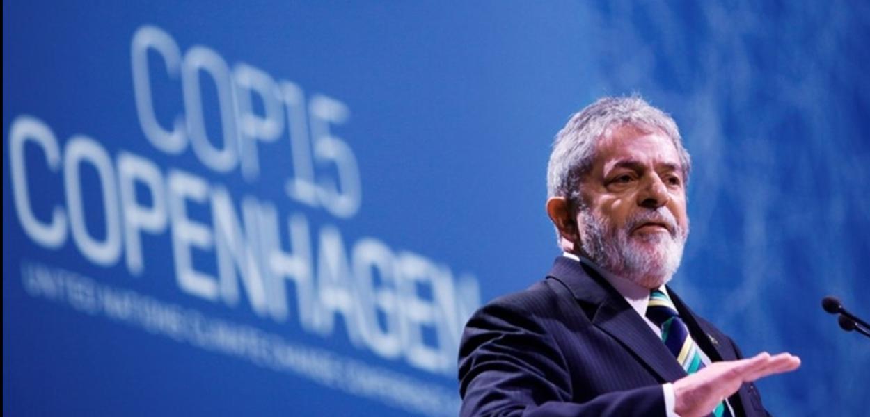 Lula na COP 15