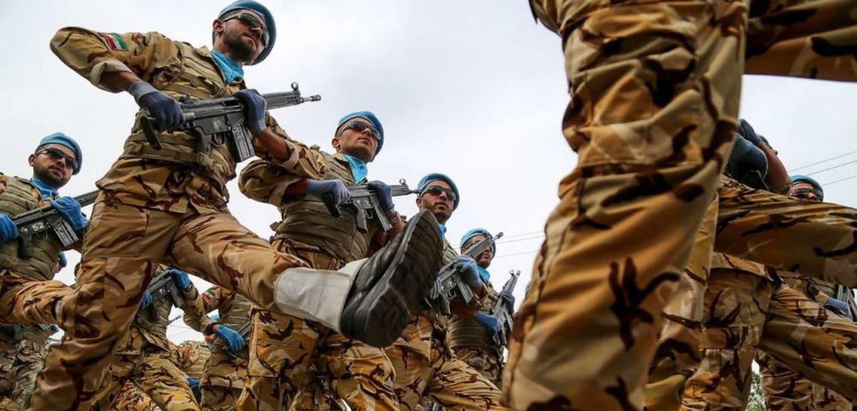 Exército iraniano