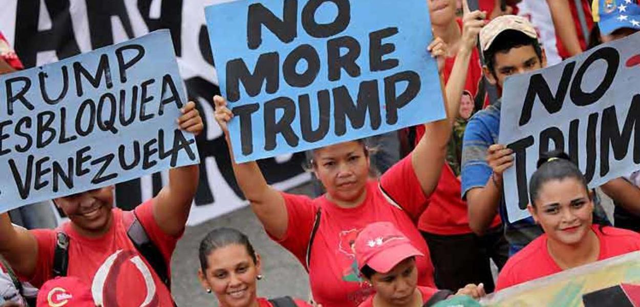 Venezuela, movimentos