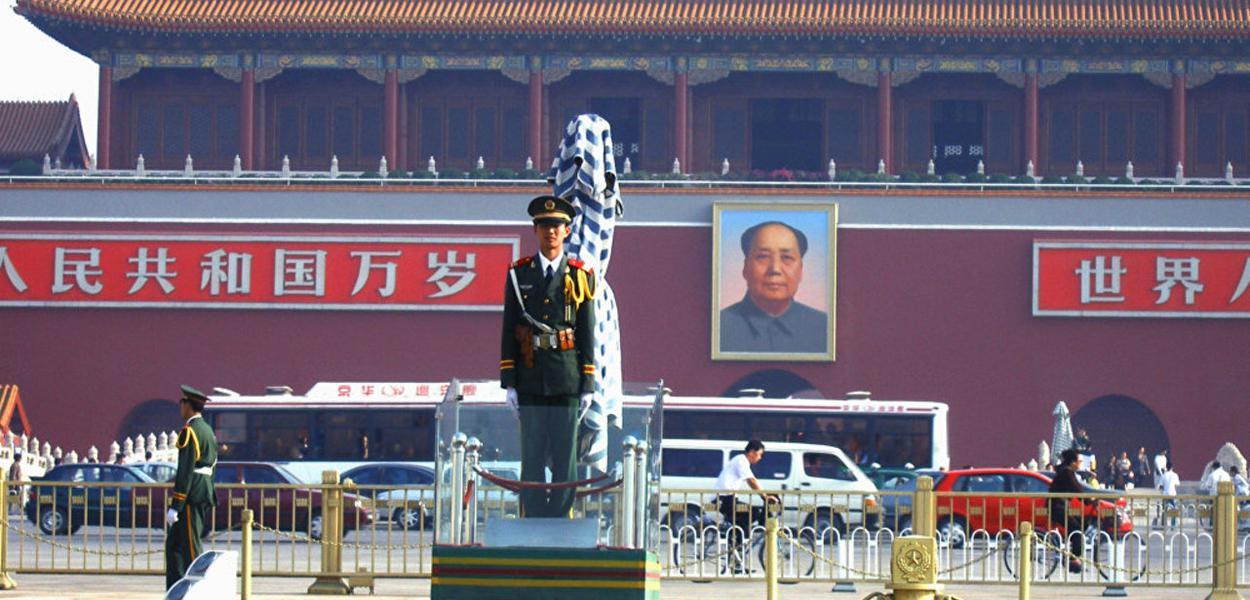 Retrato Mao Tsé-tung