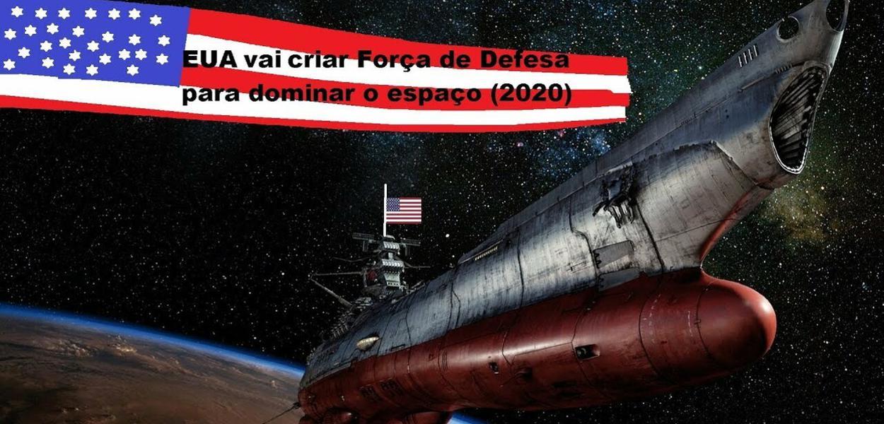 EUA, Comando Espacial